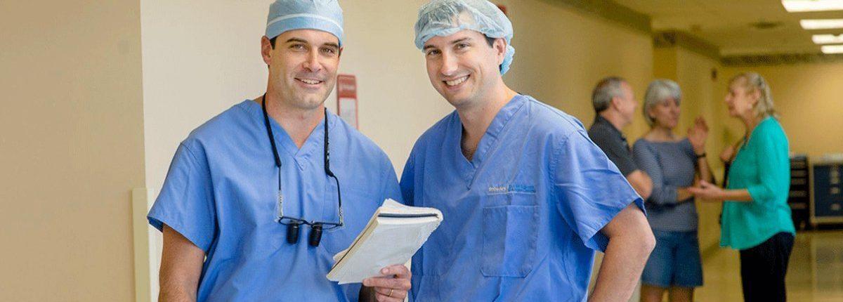 hand surgeons